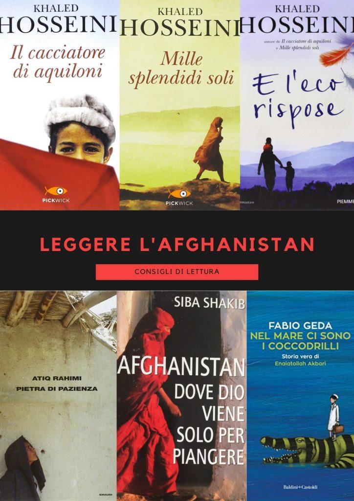 Consigli di lettura – Leggere l'Afghanistan